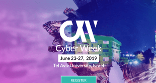 CyberSecurity Week June 2019 TelAviv