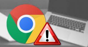 Google Warning: Zero Day Vulnerability was found in Chrome Browser