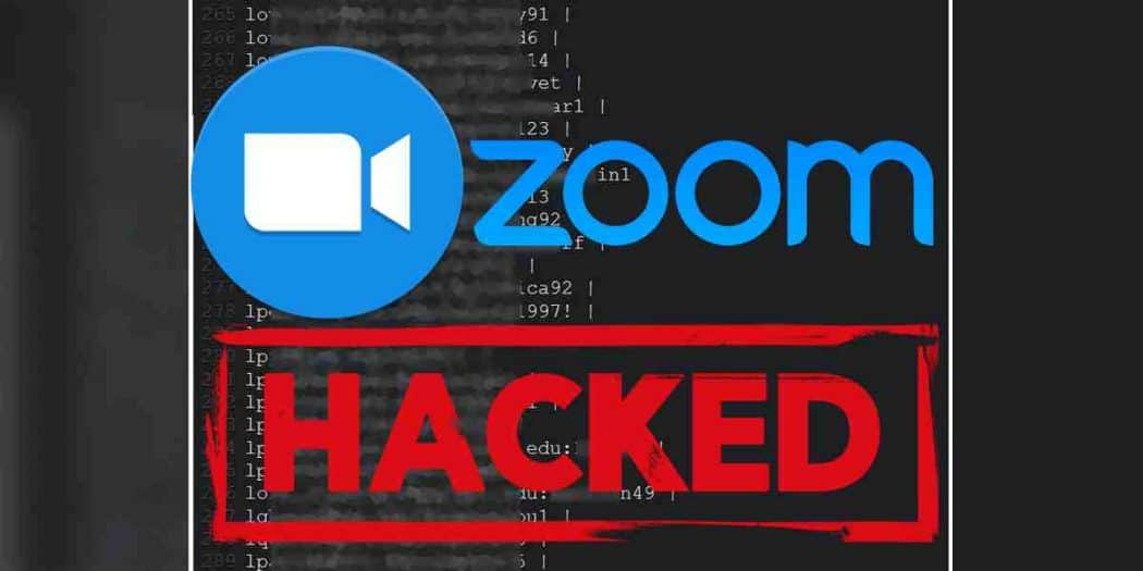 Thousands Zoom accounts credentials Are for sale on the dark web