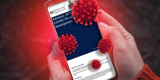 APT29 targets COVID-19 vaccine development [NCSC UK Report]
