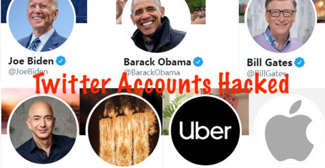 Twitter Accounts Hacked to spread a crypto scam - $118,000 stolen