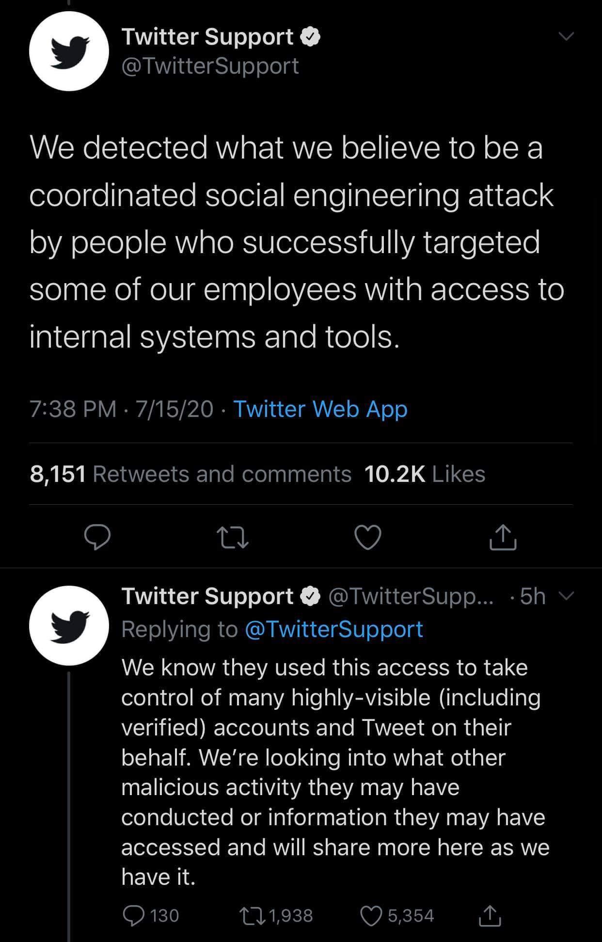 Twitter Hack: 'Social Engineering Attack' on Employee Admin Panel