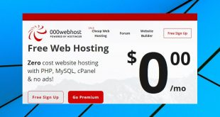 000WebHost Review [Free Web Hosting]